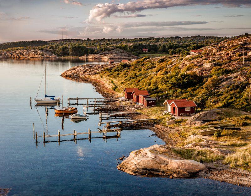 Ferienhaus in Südschweden, Kämpersvik, Bohuslän